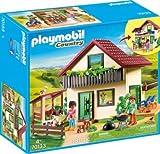 Playmo PLAYMOBIL® Großes Bauernhof 6er-Set (Art. 70133 ; 70131 ; 70134 ; 70136 ; 70137 ; 70138)