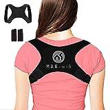 MAK-wifi Haltungskorrektur rücken Herren | Damen, für Eine Bessere Körperhaltung und...