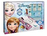 Multiprint 08883 - Stickermaschine mit Stempeln Disney Die Eiskönigin, 23 teilig