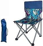 lyf Klappstuhl im Freien, tragbarer Rückenlehnen-Fischen-Stuhl, Kleiner Schemel,...