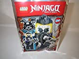 LEGO Ninjago Figur Sawyer mit Kettensäge - Limited Edition - 891835 - Polybag -
