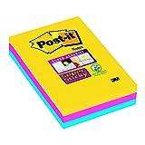 Post-it, Farbige Haftnotizen, Linierte Sticky Notes, Bunte Klebezettel und Haftnotizzettel,...