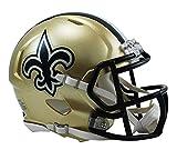 Riddell New Orleans Saints Speed Mini Helm