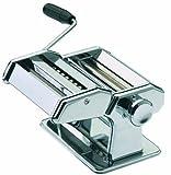 GEFU 28300 Nudelmaschine Pasta PERFETTA DE Luxe mit 6 Verschiedenen Aufstzen - Maschine fr die...
