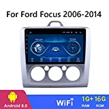 Dr.Lefran Android 8.1 Auto-Audio Player 9inch Für Ford Focus 2006-2014 Auto GPS-Navigation mit...