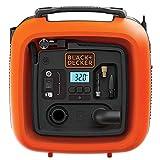 Black+Decker 11.0 Bar/12V-Kompressor/ Luftpumpe (160PSI, für Reifen, Bälle, Rollstühle, Etc., mit...