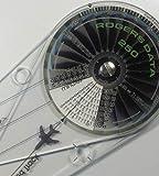 Rogers Data Navigationszirkel 250 für Flugnavigation