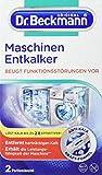 Dr. Beckmann Maschinen Entkalker | 3er Pack | gegen hartnäckigen Kalk und beugt Funktionsstörungen...