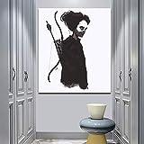Geiqianjiumai Modern Sweetest Canvas Art Poster und Drucke Home Decoration Wohnzimmer Graphic Image...