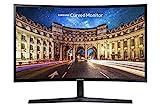 Samsung C27F398F 68,58 cm (27 Zoll) Curved Monitor (HDMI, Display Port, 4ms, 1920 x 1080 Pixel)...