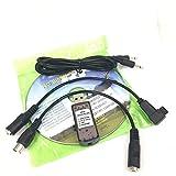 Zubehör 22in1 SuperSim X All in One G7 USB Flight Simulator Kabel mit Passwort (Phoenix, G7, Reflex...