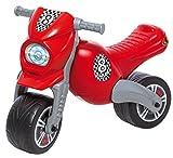 Dohany 180 Crossbike Rutscher Laufrad Motorrad Rutschauto Für Kinder von 3 Jahren, Bis 50 kg, Rot,...