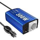 GIANDEL 300 W reiner Sinuswellen-Wechselrichter für Auto 12 V auf 220 V-230 V, Leistungswandler...