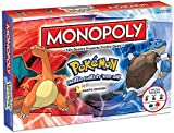 CYCPACK Pokemon Monopoly Brettspiel Monopoly Deal Strategie Kartenspiel Toy Family Adult Gathering...