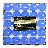 Tisi Teelichter – 100 Stück Großpackung Kerzen – natürliches Palmöl Teelicht –...
