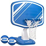 GoSports Splash Hoop Pro Pool Basketballspiel, inklusive Poolside Wasser-Basketballkorb, 2 Bälle...