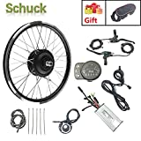 Schuck Elektro-Fahrrad-Umrüstsatz 700C 250W 48V Bürstenloser Zahnradnabenmotor für...