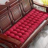 MEARCOO Indoor Outdoor Bankkissen, Home Seat Cushions and Bench Sitzpolster für Liegestühle...