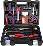 Haushalt Toolbox Set Elektriker Holzbearbeitung Repair Hardware-Handwerkzeug-Set 30-teiliges Set...