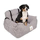 BO&CHAO Hundesitz, Autositz für Hunde, Haustier-Autositz, geeignet für alle Arten von Autos,...