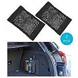 Wady Transportset für Kofferraum, Netz, Kofferraumwanne, für Rücksitz, elastisch, für Gepäck,...