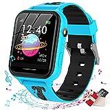 Smooce Kinder Smartwatch Telefon,Spiele Musik Smart Watch für Kinder[1 GB Micro SD Enthalten],Kids...
