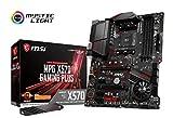MSI MPG X570 GAMING PLUS  AMD AM4 DDR4 M.2 USB 3.2 Gen 2 HDMI ATX Gaming Motherboard