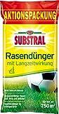 Substral Rasendnger, mit Langzeitwirkung, 100 Tage Langzeitdngung, staubfreies Granulat mit umhllten...