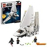 LEGO75302StarWarsImperialShuttleBausetmitLukeSkywalkermitLichtschwertundDar...