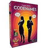 Asmodee HDB0001 - Codenames, Spiel des Jahres 2016, Familienspiel, deutsch
