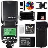 GODOX V860IIN Speedlite 2,4G HSS 1/8000S GN60 2000mAh Li-ion Akku TTL Kamera Blitz Blitzgerät für...