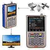 GT MEDIA V8 Satelliten Finder Meter Neu Satellitenfinder DVB-S / S2 / S2X Signalempfänger Hardware...