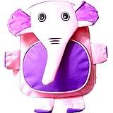 Basico Kids Animal Fun Rucksack 3D elefant Einheitsgröße