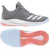 adidas Damen Crazyflight Bounce 3 Leichtathletik-Schuh, GRAU DREI F17 / FTWR...