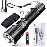 Klarus XT21X Profi Taschenlampe 4000 Lumen / 316 Meter CREE XHP70.2 P2 LED USB Wiederaufladbar...