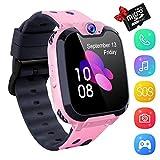 Kinder Smartwatch - Touchscreen Mobile Smartwatches für Mädchen Jungen, Smart Watch Phone mit...