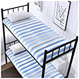 ALXLX Atmungsaktive Softschlafmatratze Faltbare Tatami Bett Schlafen Pad Einzel Doppel Verdicken...