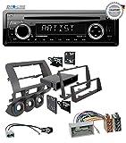 caraudio24 Blaupunkt Essen 170 USB AUX CD SD MP3 Autoradio für Honda Fit 06-07 nur US-Importe