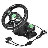 Hopcd PC-Spiel Racing Wheels Replacment Gaming Racing Lenkrad/Controller mit Pedalen für Xbox...