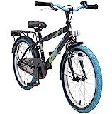 BIKESTAR Kinderfahrrad 20 Zoll fr Jungen ab 6-7 Jahre   20er Kinderrad Modern   Fahrrad fr Kinder...