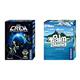 KOSMOS Die Crew kooperatives Kartenspiel, Kennerspiel des Jahres 2020 & 741716 - Palm Island, Die...