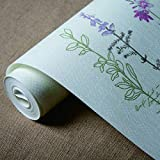 marca blanca Klebepapier für Regal Cabinet Liner Sticky Back Plastiktapete für Kleberolle Holz...