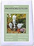 KRONLY Wintervlies 1,5 x 10m - Winterschutzvlies Frostschutz für Ihre Pflanzen Überwintern...