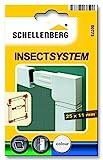 Schellenberg 50773 Eckverbinder-Set für Insektenschutzfenster- und Insektenschutztüren-Standard