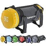 MSPORTS Power Bag Premium 5-30 kg Fitness Bag - Sandsack für Functional Fitness Gewichtssack (5 kg)