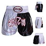 Muay Thai Boxing Shorts Kickbox-Shorts mma Boxtraining Kurz (M)