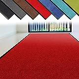 casa pura Schmutzfangläufer Meterware   90 cm breiter Flur Teppich gegen Feuchtigkeit und Schmutz  ...