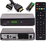 [ Test GUT *] Anadol HD 222 Pro - PVR Aufnahmefunktion, Timeshift, - UNICABLE - Digital HDTV Sat...