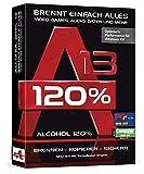 Alcohol 120% 13 - Brennt und Kopiert einfach alles - Videos, Games, Audio, Daten und Mehr