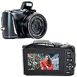 YinFun Digitalkamera Fotoapparat Digitalkamera 2.7K Full HD Kompaktkamera 48 Megapixel Minikamera...